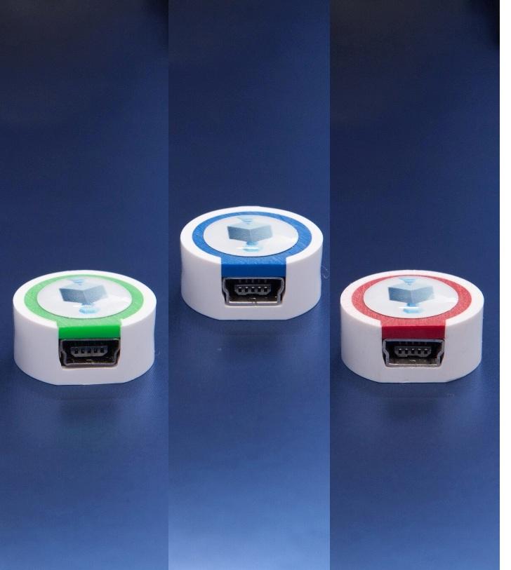 Комплект цветных излучателей к аппарату Спинор