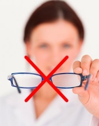 Восстановление зрения при помощи аппарата Спинор