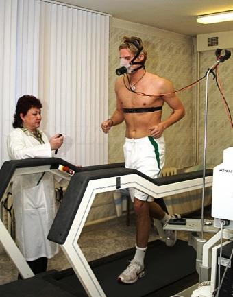 Аппараты Спинор в спортивной медицине