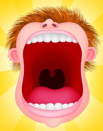 Лечение слизистой оболочки полости рта аппаратом Спинор